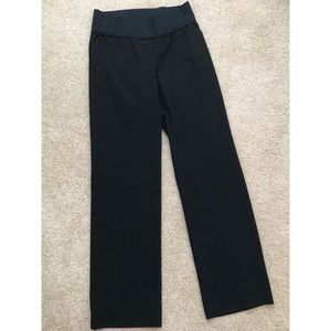 EUC GAP maternity trouser black (work) pants!